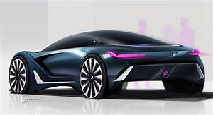Bmw Grand Sud Auto : bmw vision grand tourer render takes us into the year 2040 ~ Gottalentnigeria.com Avis de Voitures