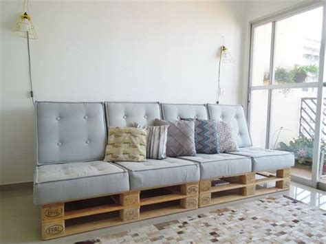 fabriquer un canape comment fabriquer un canapé en palette tuto et 60