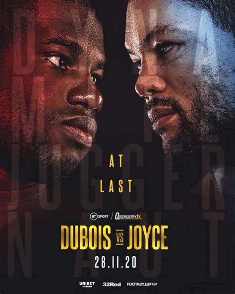 Mole In The Camp? Dubois Sharing Sparring Partner With ...