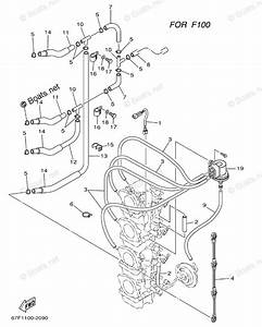 Yamaha Outboard Parts By Hp 80hp Oem Parts Diagram For
