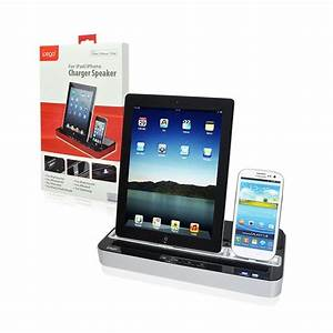 Dockingstation Ipad Air : ipega docking station for apple ipad iphone ipod samsung dual charger speaker ebay ~ Sanjose-hotels-ca.com Haus und Dekorationen
