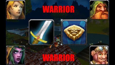 warrior alliance race