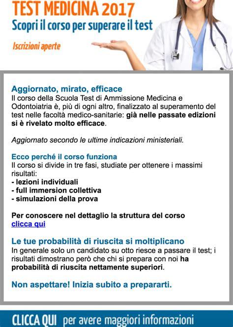 Facolta Senza Test D Ingresso - corsi di laurea in medicina a numero aperto corsi per