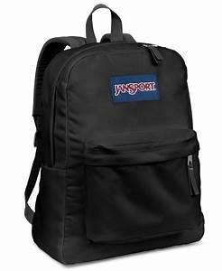 Jansport Superbreak Backpack In Black in Black for Men | Lyst  Jansport