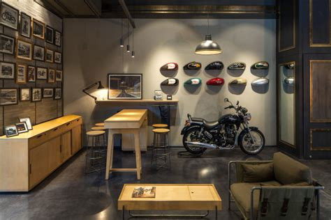motorbike retail design blog