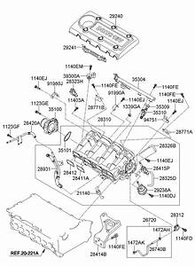 283102g080 - Hyundai Manifold Assembly