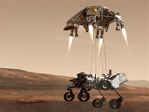 Mars Rover Crash (page 2) - Pics about space