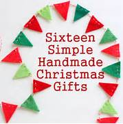Easy Christmas Gifts To Make And Sell 75 Easy Christmas Crafts To
