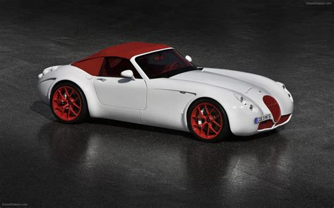 Wiesmann Roadster Mf5 Widescreen Exotic Car Photo #05 Of