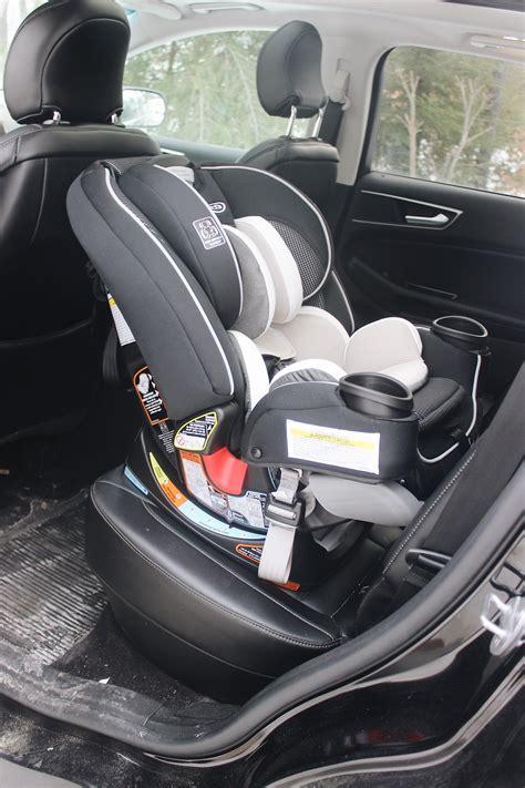 graco  extendfit car seat review vacationland mama