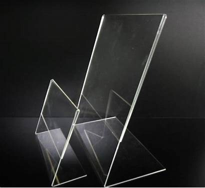 Acrylic Holder Frame Poster Sign Counter Material