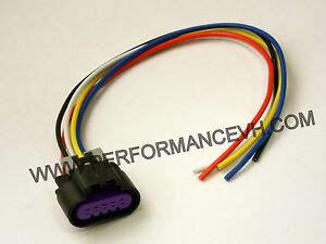 Ls7 Sensor Wiring by Ls3 Ls7 5 Wire Maf Sensor Wiring Connector Pigtail Gm Mass