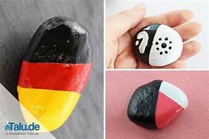 Steine Bemalen Vorlagen : steine bemalen basteln ideen ~ Eleganceandgraceweddings.com Haus und Dekorationen