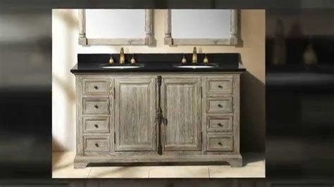 weathered wood driftwood solid wood bathroom vanities