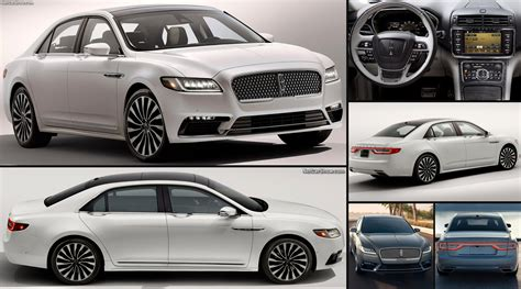 lincoln continental  pictures information specs