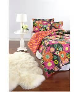vera bradley reversible comforter set twin xl midnight blues shipped free at zappos