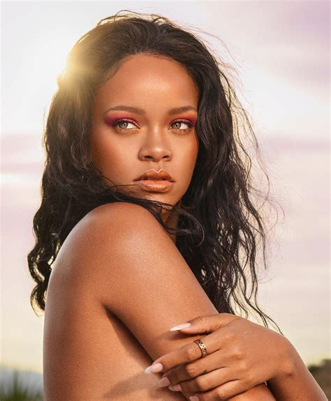 makeup collection beauty rihanna fenty