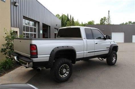 Find used Laramie SLT 4X4 Cummins Turbo Diesel with LineX