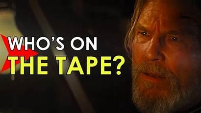 Bad Royale El Times Tape Scene Synopsis