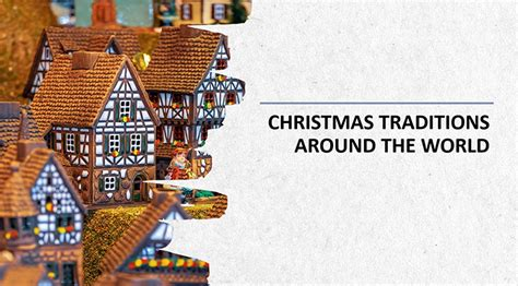 christmas traditions   world  pictures