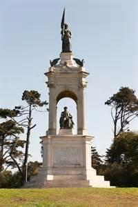 Golden Gate Park Francis Scott Key Monument