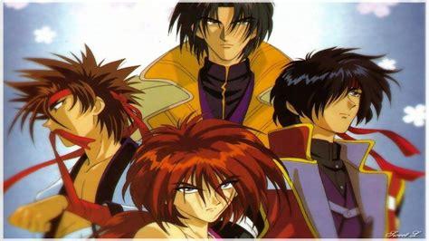 rurouni kenshin anime wallpapers kwallpapersapp