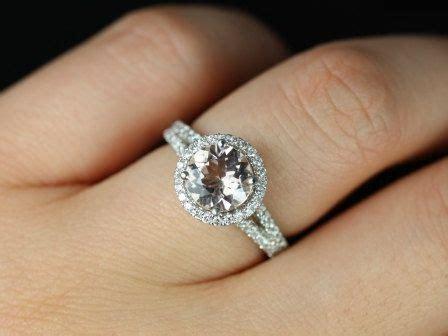Morgan 7mm 14kt White Gold Thin Morganite And Diamond. Montana Silversmith Wedding Rings. 14k Rings. 3.9 Carat Engagement Rings. Paiz Engagement Rings. Woman Rectangle Rings. Goth Wedding Wedding Rings. Color Accent Engagement Rings. Chic Engagement Rings