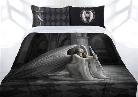 anne stokes  blessing doona cover bed set double queen