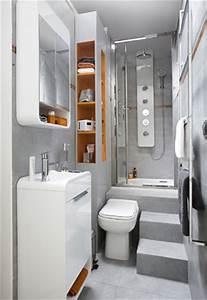 comment decorer petite salle de bain With decorer une petite salle de bain