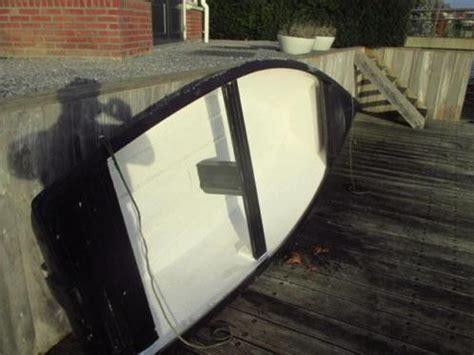 Enkelwandige Polyester Boot koopje polyester roeiboot met electromotor advertentie