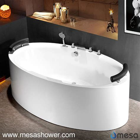 Tub Cheap Prices - china simple style acrylic fiberglass oval stand alone