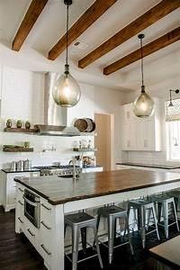 58, Marvelous, Rustic, Kitchen, Decorating, Ideas, Kitchendesign, Kitchenid, U2026