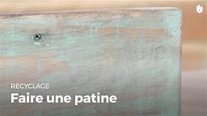 Comment Blanchir Du Bois : savoir faire une patine sur du bois de palette recycler youtube ~ Melissatoandfro.com Idées de Décoration