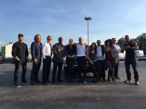 The Fast and Furious 8 Movie Cast