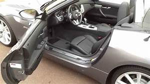 How Put The Convertible Top Down On Bmw Z4 Roadster