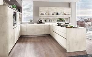 Küche In Betonoptik : beton ein neuer trend in der k che k chenhaus toborg ~ Michelbontemps.com Haus und Dekorationen