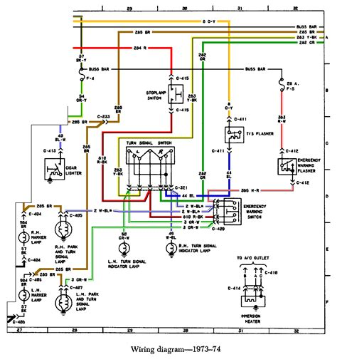 1971 F250 Headlight Wiring Diagram by Early Bronco Wiring Diagram Electrical Website Kanri Info