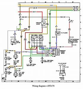 1969 Ford Bronco Wiring Diagram