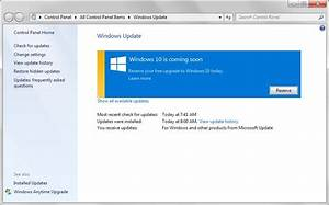 quoti don39t want windows 10quot removes upgrade notifications With windows 8 upgrade most users saying no