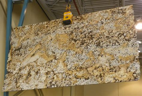 cocoa granite slab sold by milestone marble size
