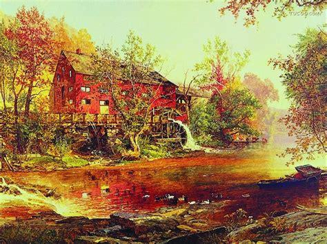 oil painting desktop wallpaper gallery