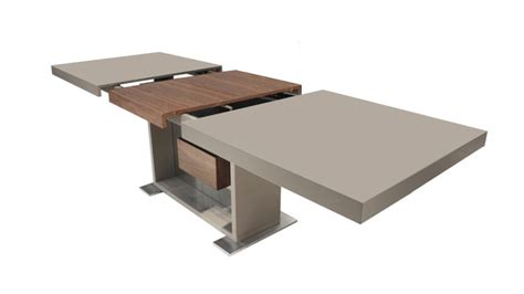 table design extensible salle a manger table de salle a manger extensible