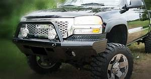 Tough Country Custom Apache Front Bumper  Chevy  1988