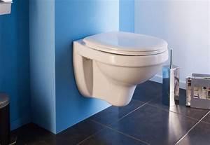 Installer Un Wc : comment poser un wc suspendu castorama ~ Melissatoandfro.com Idées de Décoration