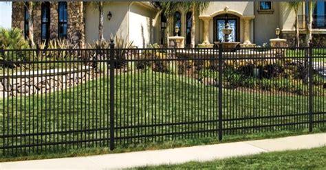independence premium ornamental aluminum fencing cedar