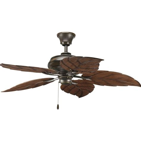 home depot ceiling fans hton bay milton 52 in oxide bronze patina indoor
