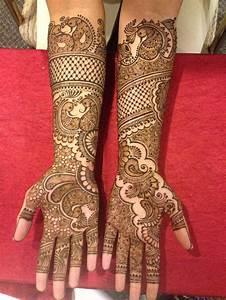 Bridal Mehndi Designs - Awesome Bridal Mehandi Designs