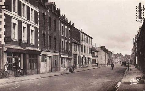 nazaire reconstruction d une ville st nazaire rue de trignac a penhoet