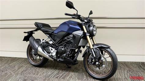 2019 Honda 300r by 2019 Honda Cb300r Revealed Bikewale