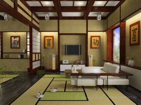 Creating The Japanese Styled Interiors